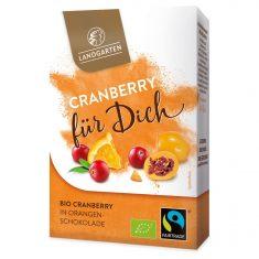 Naschfrüchte - Cranberry für Dich, bio