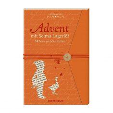 Lesezauber: Advent mit Selma Lagerlöf - Briefbuch zum Aufschneiden