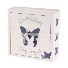 Lieblingsseife - Schmetterling