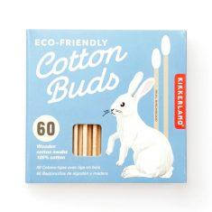 Wattestäbchen - Eco-Friendly Cotton Buds