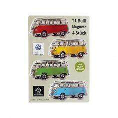 Magnete - VW Bulli, 4er Set
