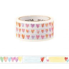 Masking Tape - Pre-cut - Title Heart