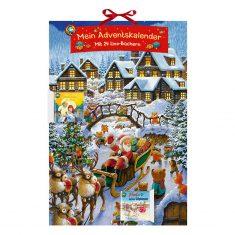 Mein Adventskalender - Mit 24 Lino-Büchern