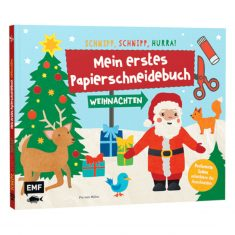 Schnipp, Schnipp, Hurra! Mein erstes Papierschneidebuch, Weihnachten