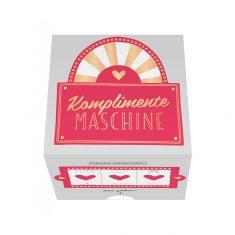 Message in a Box - Komplimente Maschine
