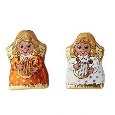 Mini-Engel aus Edelvollmilch