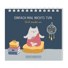 Mini-Kalender 2022 - Einfach mal nix tun