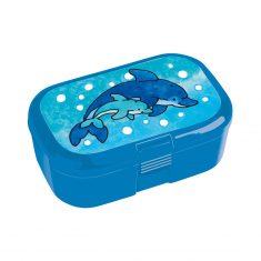 Mini Lunchbox - Delfin mit Baby