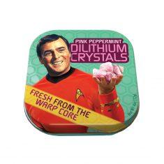 Minzpastillen - Dilithium Kristall Mints