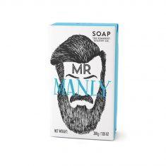 Mr. Manly Soap mit Salbeiduft