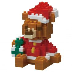 Nanoblock Mini Collection - Christmas Bear