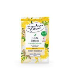 Gesundheitsbad - Heiße Zitrone