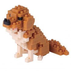 Nanoblock Mini Collection - Golden Retriever
