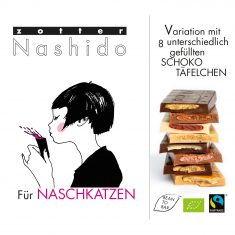 Nashido - Für Naschkatzen