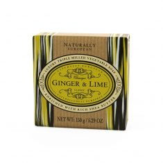 Ginger & Lime, Luxury Soap