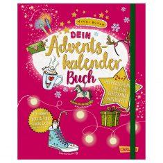 Nikki Busch - Dein Adventskalender-Buch, ab 9 Jahren