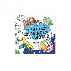 Malbuch - The Smallest Coloring Book in the World!