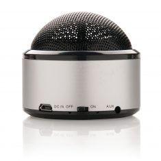 Bluetooth Lautsprecher silber