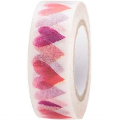 Paper Poetry - Tape Washi Paper, Liebe