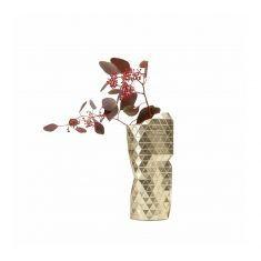 Papiervase - Paper Vase Cover, Gold