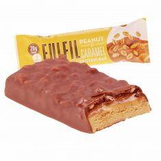 Proteinriegel - Peanut & Caramel, Fulfil
