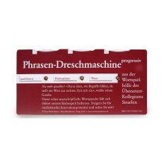 Phrasen-Dreschmaschine
