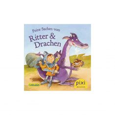 Pixi-Serie 229 - Feine Sachen vom Ritter & Drachen