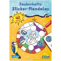 Pixi kreativ - Zauberhafte Sticker-Mandalas
