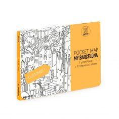 Pocket Map - My Barcelona
