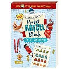 Pocket-Rätselblock - Für die Winterzeit