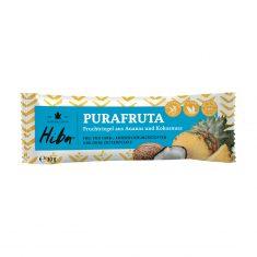 Fruchtriegel - Ananas und Kokosnuss, Purafruta