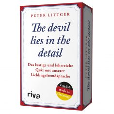 Quiz - The devil lies in the detail