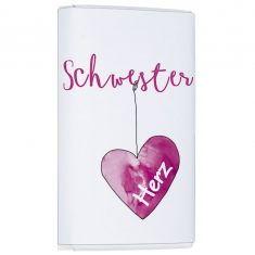 Schoko-Täfelchen - Schwesterherz