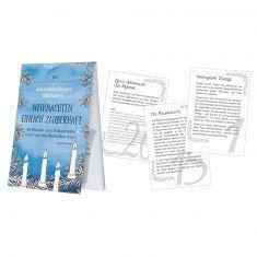 Adventskalenderblöckchen - Weihnachten einfach zauberhaft
