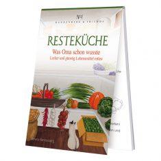 Rezeptblöckchen - 24 Rezepte - Resteküche