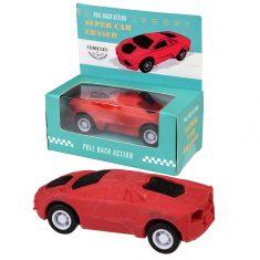 Radiergummi mit Rückzugmotor - Super Car Eraser