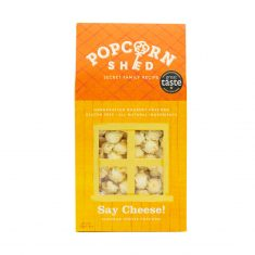 Popcorn Shed - Say Cheese!