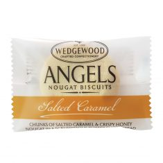 Wedgewood Angels Nougat Biscuits Salted Caramel