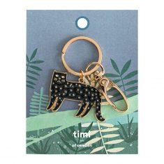 Schlüsselanhänger - Panther