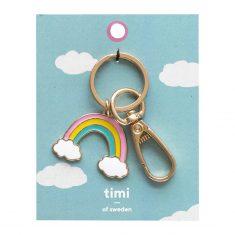 Schlüsselanhänger - Regenbogen