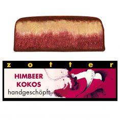 Schoko-Mini - Himbeer und Kokos