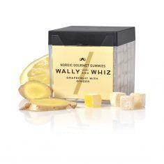 Wally and Whiz - Grapefruit mit Ingwer, Weingummi, Box