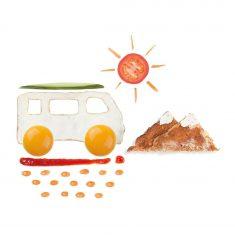 Spiegeleiform - Eggmobile