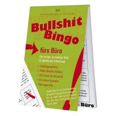Spieleblöckchen - Bullshit-Bingo Büro