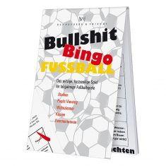 Spieleblöckchen - Bullshit-Bingo Fußball