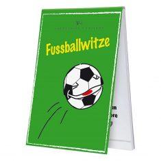 Spieleblöckchen - Fussballwitze