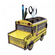 Stiftebox - Schoolbus