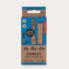 Reisezahnbürste - Bamboo