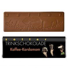 Trinkschokolade - Kaffee-Kardamom