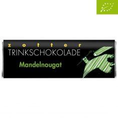 Trinkschokolade - Mandelnougat